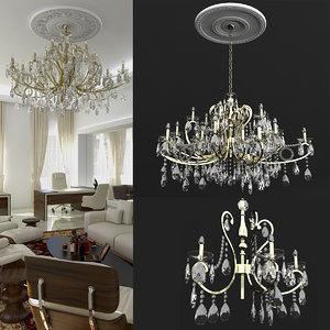 chandelier lamp max
