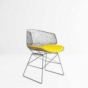 chair benditx 3d max
