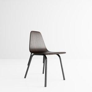 3dsmax good chair
