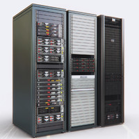 HP Server Racks Pack