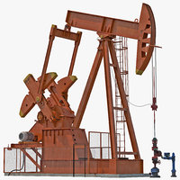 Oil Pump Jack Generic