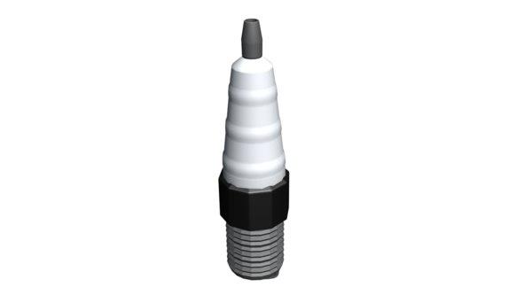 3d model spark engine