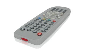 3d model remote controller