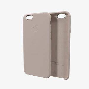 3d iphone 6 leather case