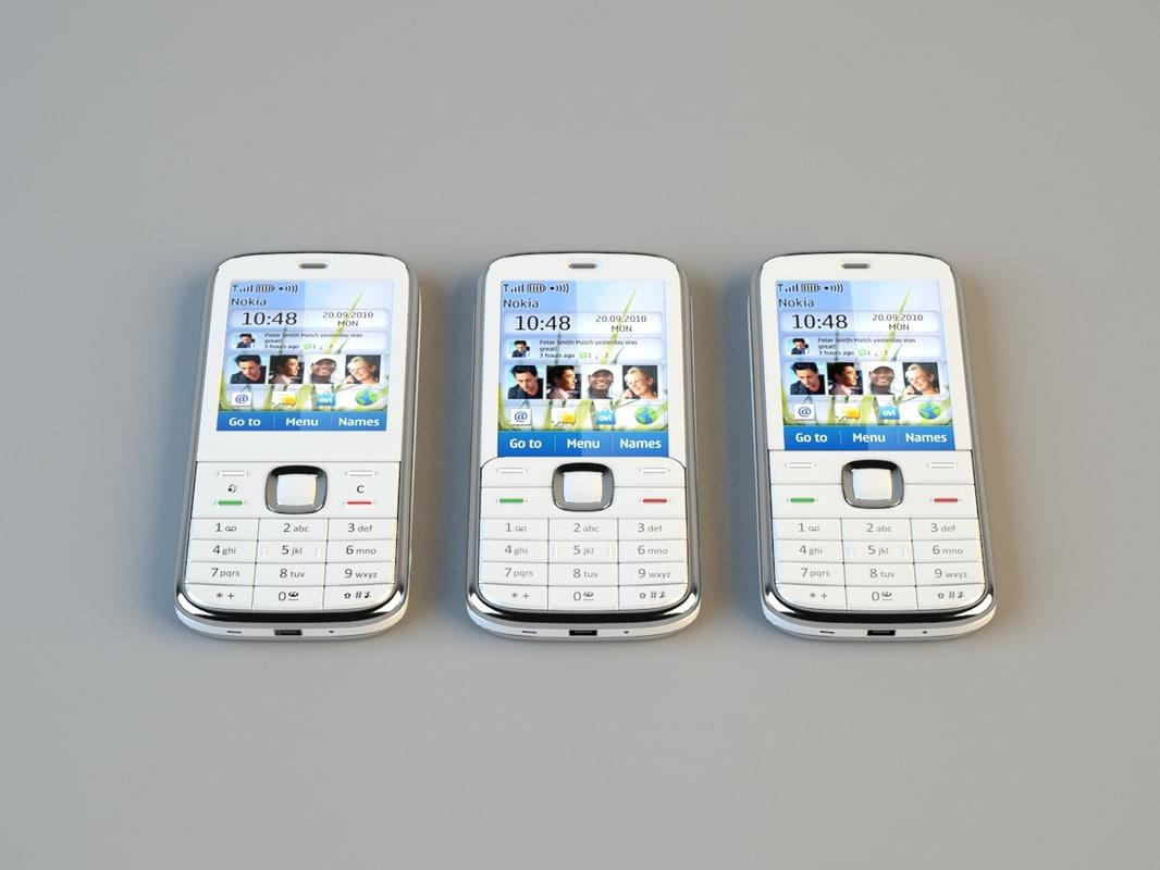 3ds max phone set