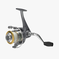 fishing reel 3ds