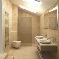 Modern Contemporary Bathroom