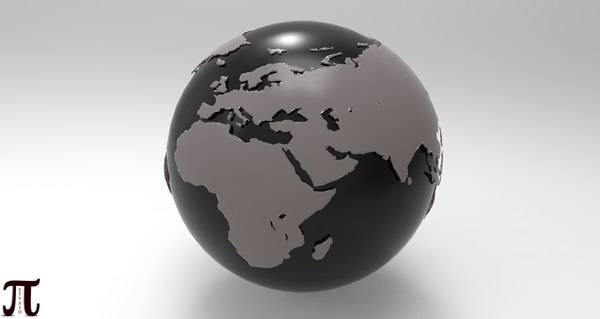 globe c4d free