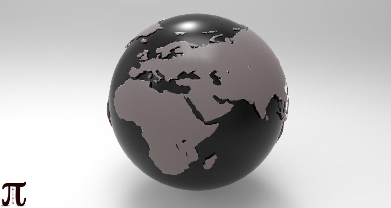 Globe c4d free gumiabroncs Choice Image