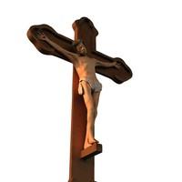 3d crucifix