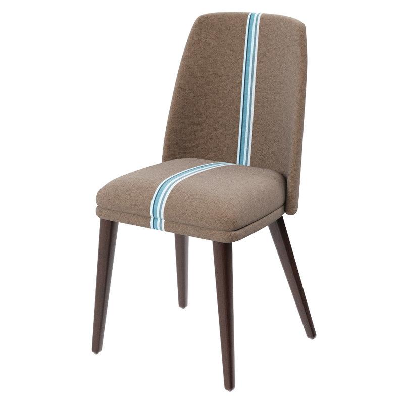 3dsmax chair azel aston