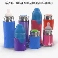 Pura Kiki Baby Bottles And Accessories Collection
