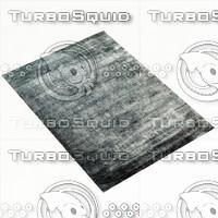 boconcept plaza rug 3d 3ds