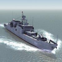 Project 11356M Frigate