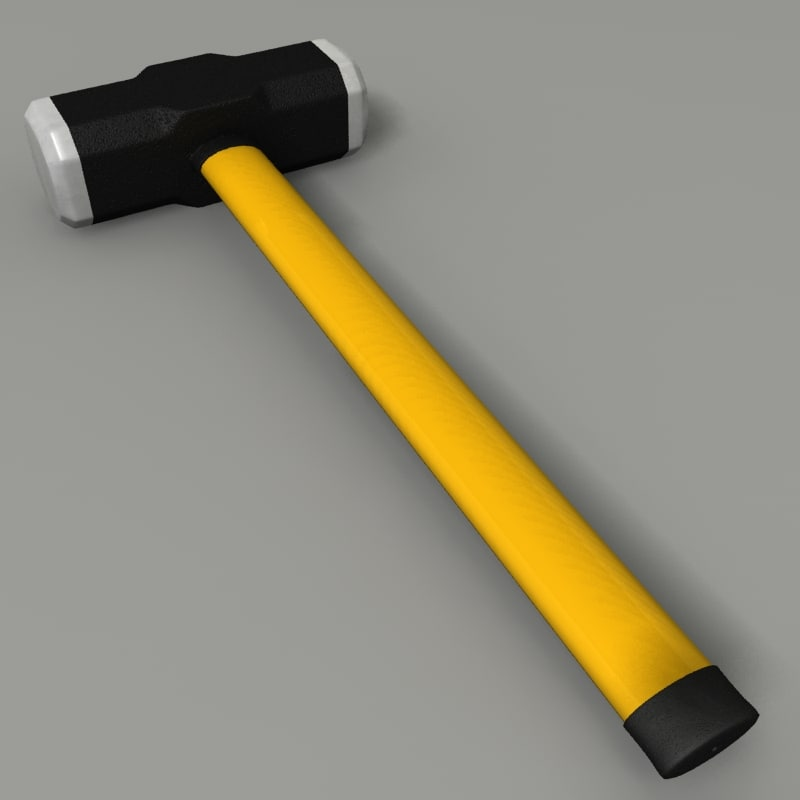 sledgehammer sledge hammer 3ds