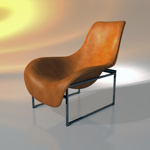 3ds max mart chair