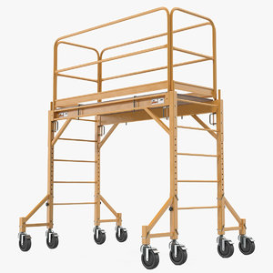 scaffold 2 3ds