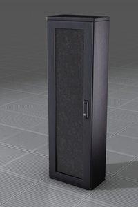 server rack dxf
