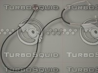 3d model stethoscope