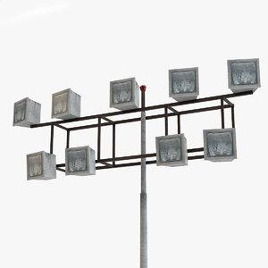 max airfield floodlight lights