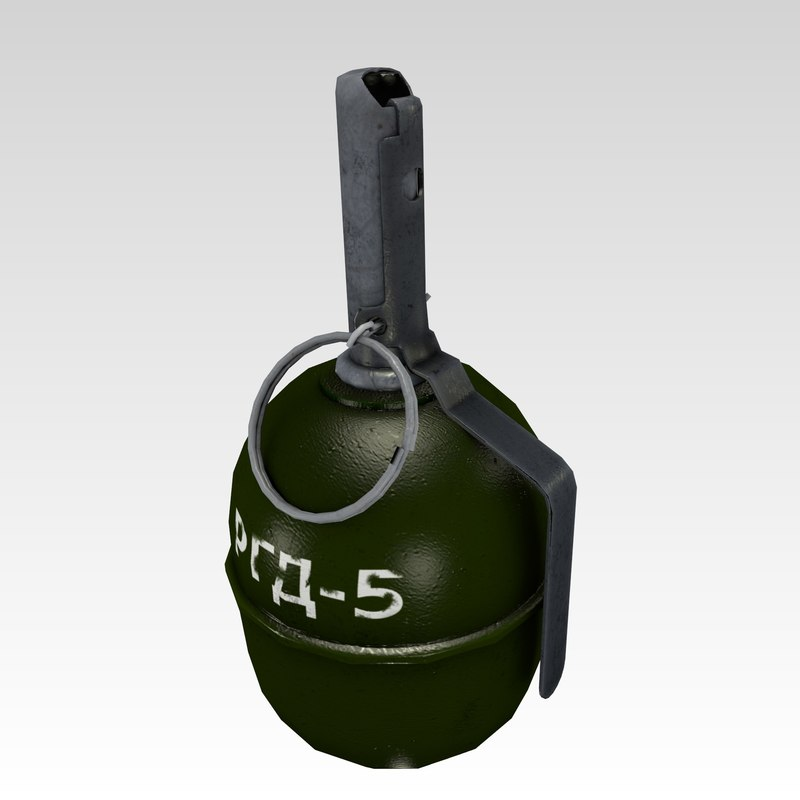 obj grenade russian