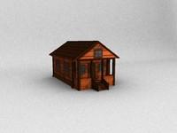 3d home model