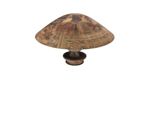 lampshade 3d model