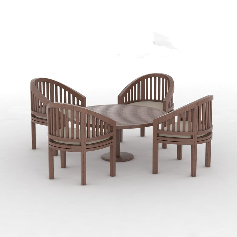 outdoor table chairs max