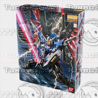 MG Destiny Gundam (box)