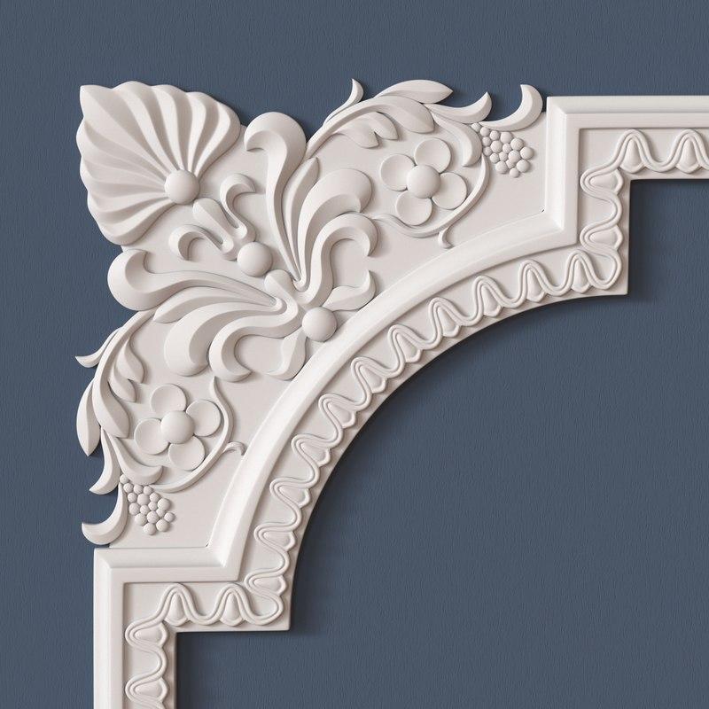molding corner max