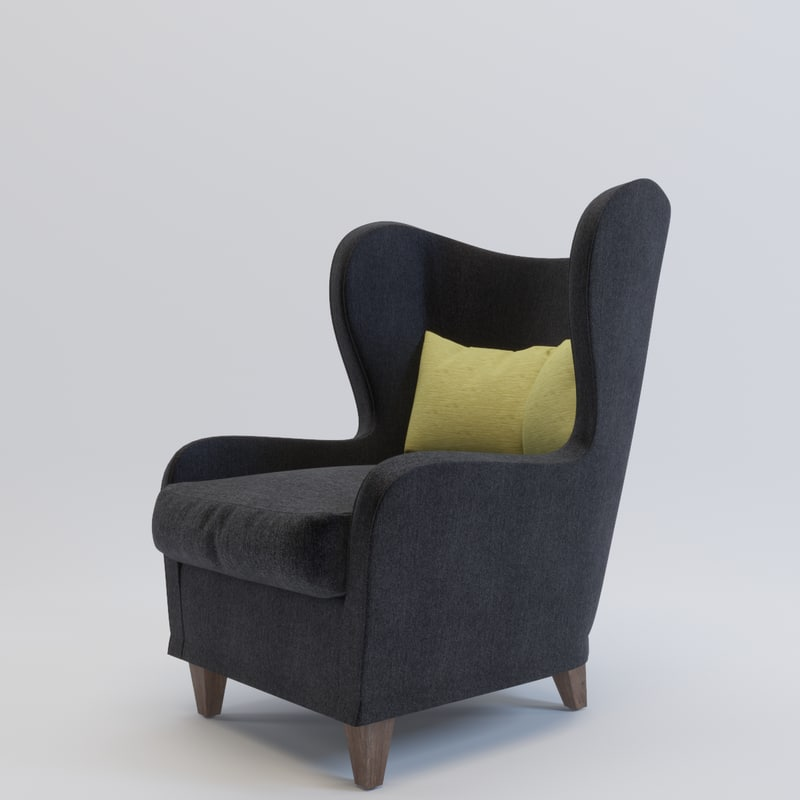 armchair gramercy home max
