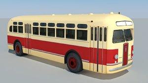 zis-154 bus 3ds