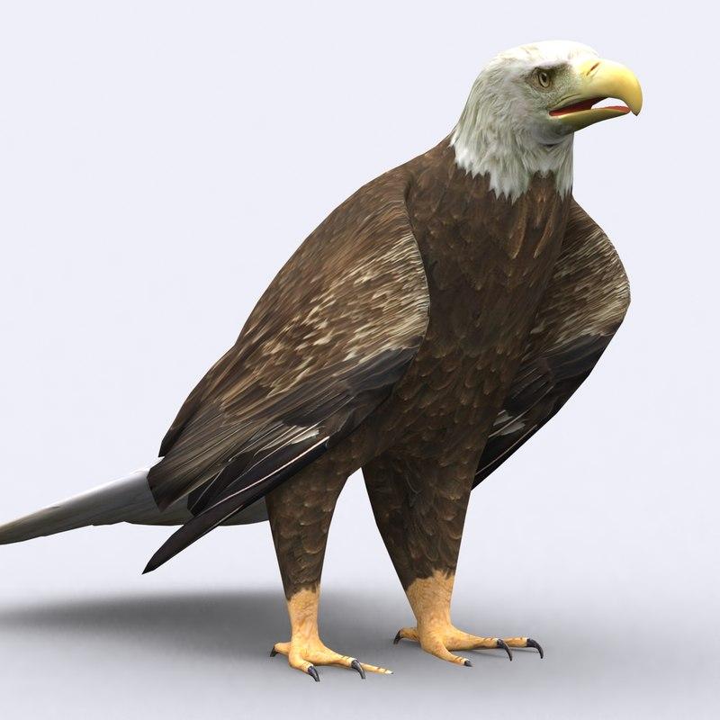 eagle 3d 3ds