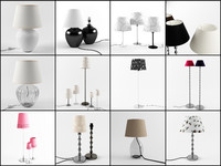 IKEA lamps pack
