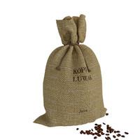 sack coffee beans kopi 3d model