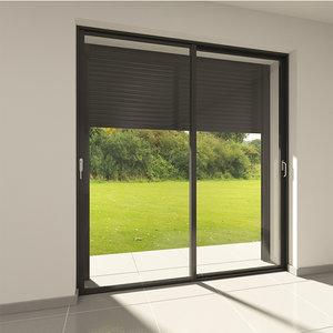 3d model sliding window shutters