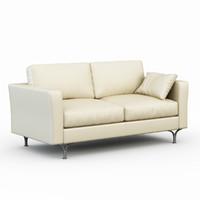 sofa armonia 3d model