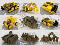 module kit toys max