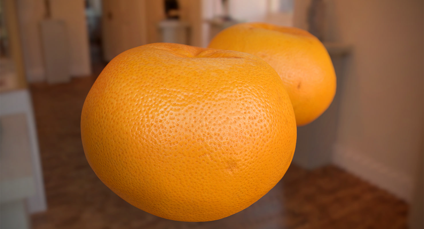 tangerine scanned s 3d max
