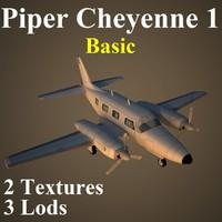 3d piper 1 basic