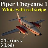 piper 1 wre 3d max