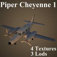 3ds max piper 1