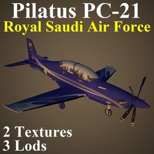 3d pilatus rsf