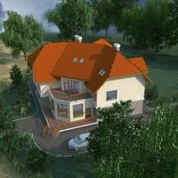obj cottage