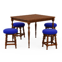max bar table chairs
