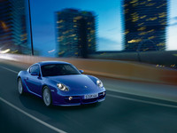 3d model of porsche cayman s