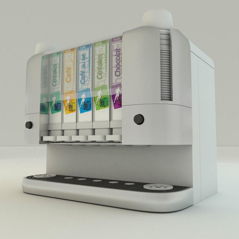 cartridge dispenser 3d 3ds