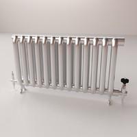 3dsmax radiator