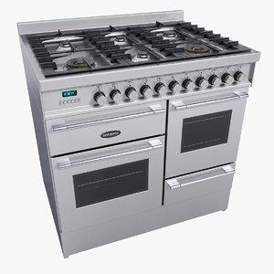 3d 3ds cooker britannia
