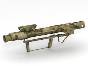 3ds bazooka